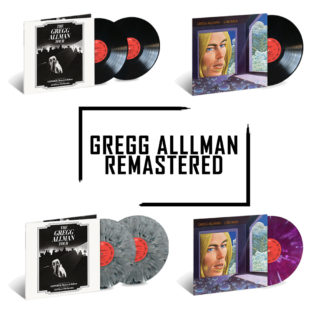 Order reissue of Laid Back and The Gregg Allman Tour