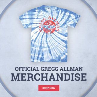 Gregg Allman Official Merchandise